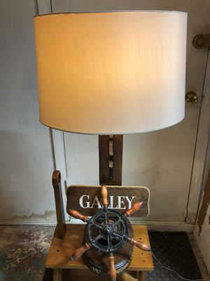 Vintage lamp. for Sale in Frederick, MD