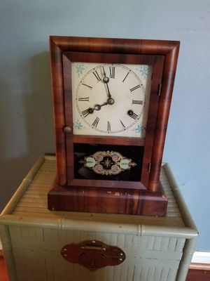Antique Jerome 8day striking clock for Sale in Sterling, VA