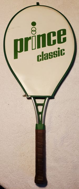 Prince Classic Tennis Racket Size 4 1/2 Vintage for Sale in Downey, CA