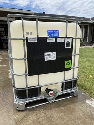 Food grade storage container for Sale in Ceres, CA
