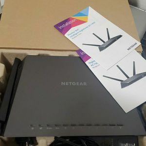 Netgear AC1900 Nighthawk Smart WiFi Router for Sale in San Carlos, CA