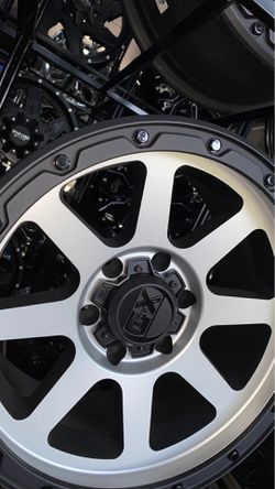 XD Series 17inch 6x135 rims with tires full package for Sale in Madison Heights,  MI