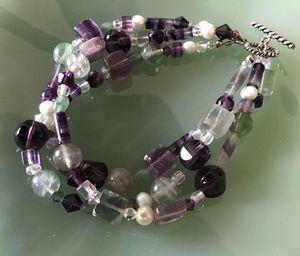 Fluorite Bracelet for Sale in Sierra Vista, AZ