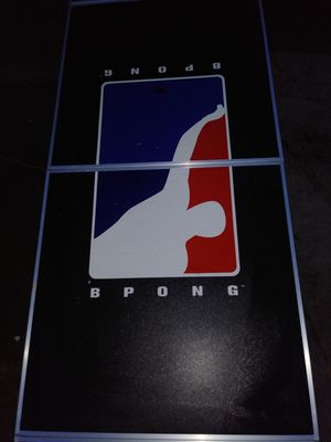Official beer pong table portable for Sale in San Diego, CA