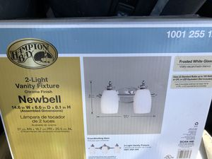 Brand new vanity light fixtures for Sale in Philadelphia, PA