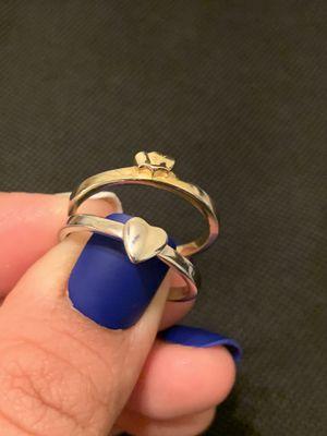 Silver rings set for Sale in Whittier, CA