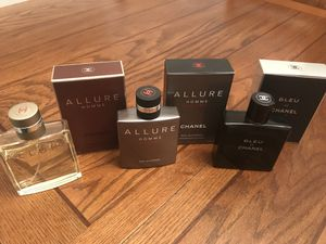 Men's Chanel fragrances for Sale in West Carrollton, OH