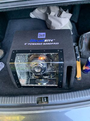 Subwoofer for Sale in Tacoma, WA