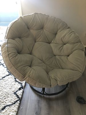 Papasan chair for Sale in Fort Wayne, IN