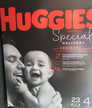 Huggies Special Diapers Size 4 for Sale in Upland, CA