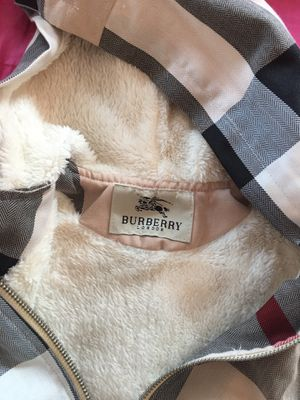 Burberry jacket size:5 for Sale in Galloway, OH