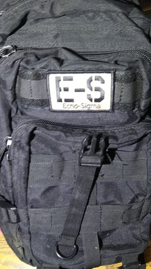 Echo-Sigma Backpack Army Style for Sale in Wildomar, CA