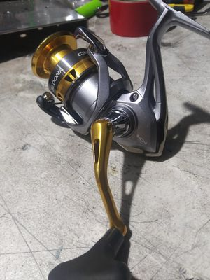 Shimano Sedona C3000HG-I Fishing Reel for Sale in Cerritos, CA