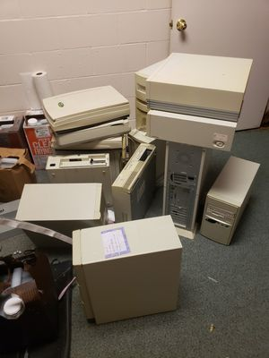 Older computers, scanners, and parts for Sale in Crawfordsville, IN