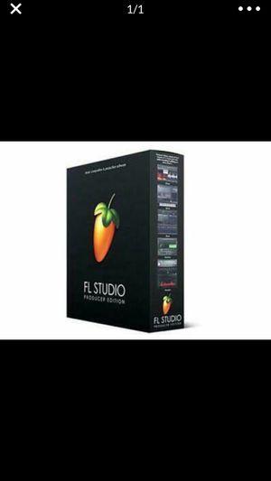 Fl Studio 20 (Windows) for Sale in Tampa, FL