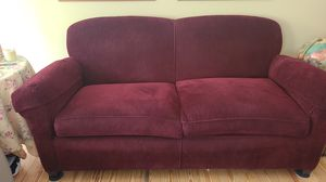 Crate & Barrel Couch 72in. Excellent quality & condition pd 6,000.00. Downsizing to smaller home. for Sale in Fort Myers, FL