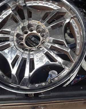 19in rims for Sale in Atlanta, GA