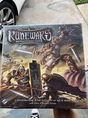 Runewars Miniatures Game for Sale in Santa Ana, CA