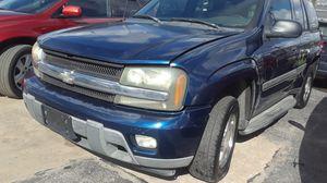 02 Chevy trail blazer for Sale in Houston, TX