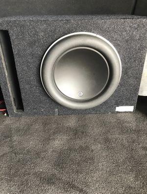 "JL Audio single car speaker (13.5"") for Sale in Austin, TX"