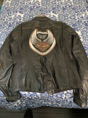 Harley Davidson Woman's all leather jacket size S for Sale in Chula Vista, CA