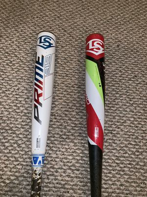 "Louisville Baseball Bats 32""-34"" for Sale in Virginia Beach, VA"