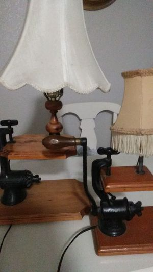 Vintage Lamps - extremely rare ! for Sale in North Las Vegas, NV