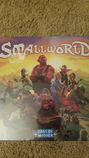 Brand New in plastic Smallworld board game for kids for Sale in Camarillo, CA