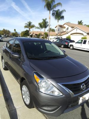 2016 Nissan Versa-S Low Mileage for Sale in Murrieta, CA