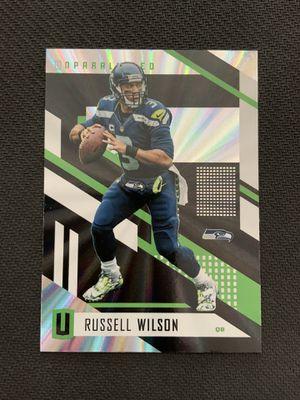 2017 Unparalleled Rainbow Spokes Russell Wilson for Sale in Casa Grande, AZ