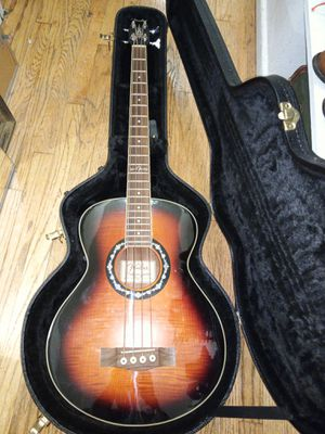 Bass fender acoustic for Sale in New York, NY