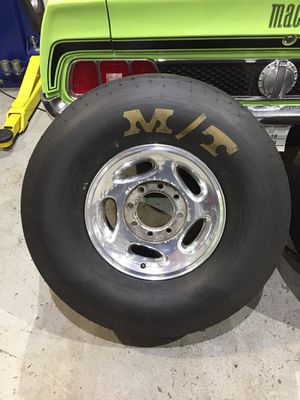 Mickey Thompson ET Drag 33.0/10.5-16 for Sale in Jackson, NJ