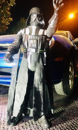 Darth Vader Action Figure for Sale in Phillips Ranch, CA