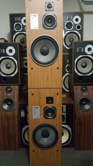 ONKYO Fusion S40 Speakers pair for Sale in Spring, TX