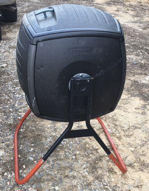 50 gallon Lifetime Compost Tumbler for Sale in Farmville, VA
