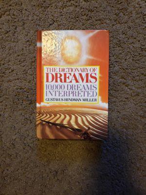 Dream Dictionary for Sale in Traverse City, MI