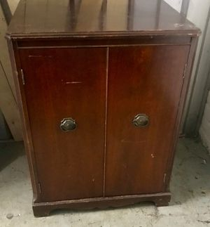 Antique cabinet for Sale in Washington, DC