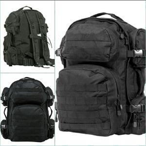 NEW NCSTAR DELUXE TACTICAL BACKPACK -BLACK for Sale in Ontario, CA
