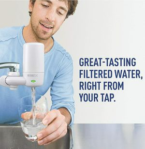 New Brita Tap Water Filtration System (Fits Standard Faucets, Single Unit with Indicator for Sale in Phoenix, AZ