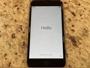 32 GB Unlocked iPhone 7 plus with JBL wireless headphones for Sale in Richmond, VA