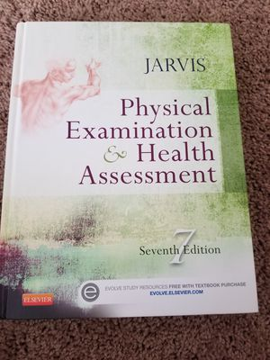 Physical Examination and Health Assessment for Sale in Nashville, TN
