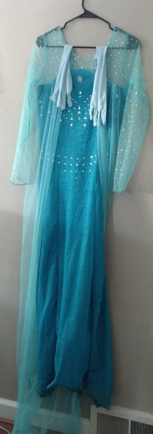 Adult Elsa Dress for Sale in Bettendorf, IA