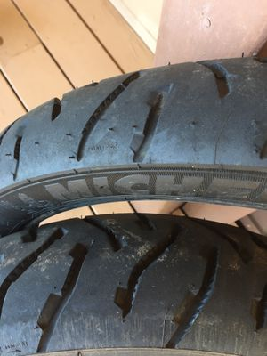 Anakee 3 motorcycle tires for Sale in Young, AZ