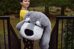Giant dog stuffed animal for Sale in Bothell, WA
