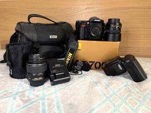 Nikon D7000 16.2 MP Digital SLR Camera for Sale in North Highlands, CA