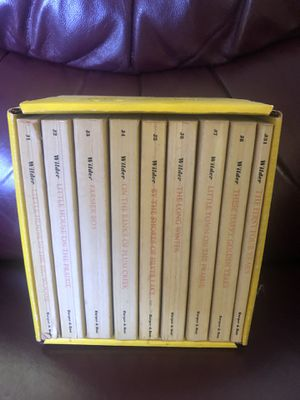 Little House on the Prairie book set for Sale in Irvine, CA