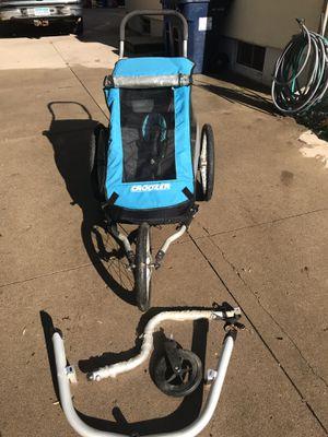 Bike trailer/stroller/jogger for Sale in North Saint Paul, MN