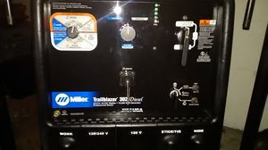Miller trailblazer 302 diesel welder/generator for Sale in Portland, OR