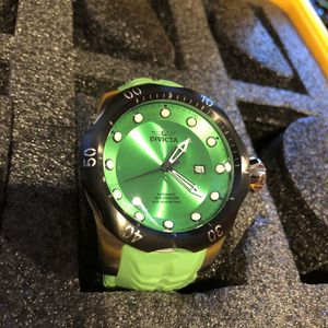 Invicta Green On Green Watch for Sale in Sloan, NV