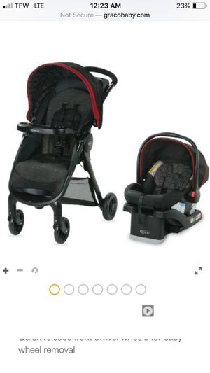 Fast action travel system for Sale in Las Vegas, NV